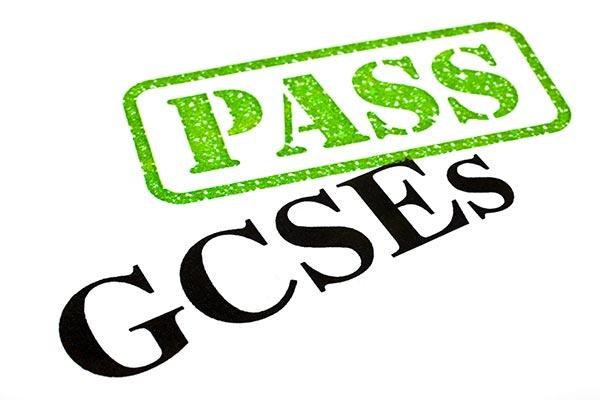 GCSE-pass