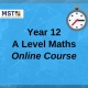 Y12 A Level - maths and science tuition v2