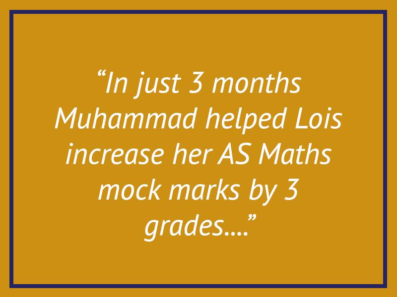 Maths - AS Level